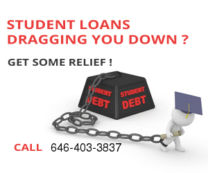 STUDENT LOANS GET RELIEF CALL 646-403-3837